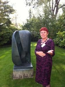 British Ambassador to Denmark, Vivien Life