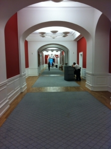corridor Christiansborg
