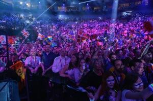 Eurovision Final 2013 (Photo: Dennis Stachel, EBU)