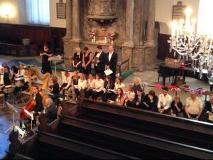 wide choir