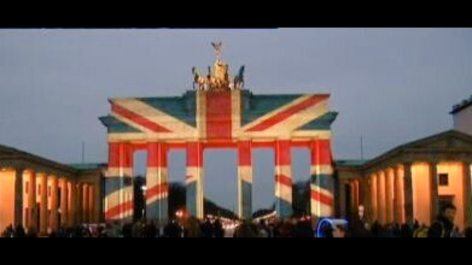 Brandenburg Gate on Tuesday 23rd May
