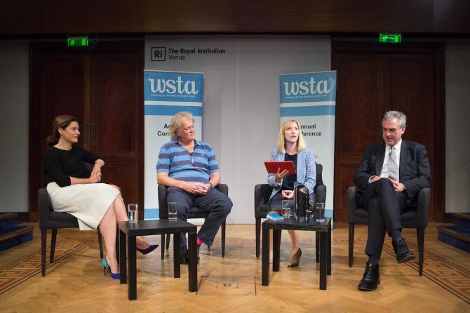 12/09/2017. London, Great Britian. 2017 WSTA Annual Conference.