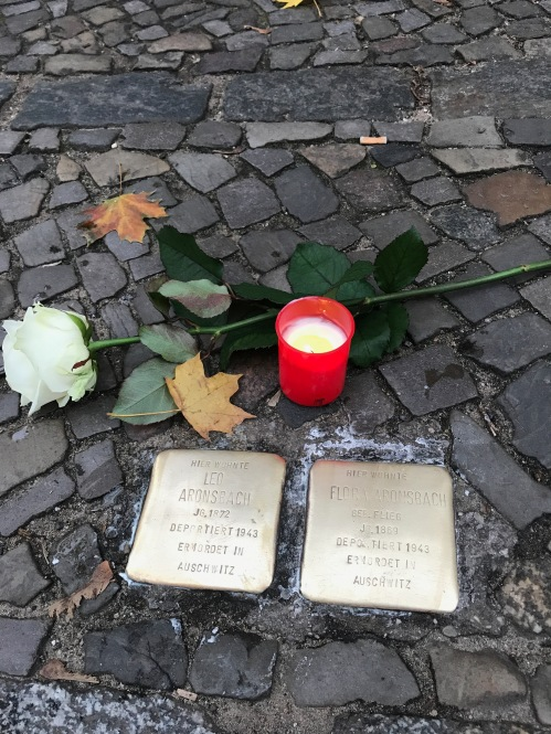 Remembering in Mitte